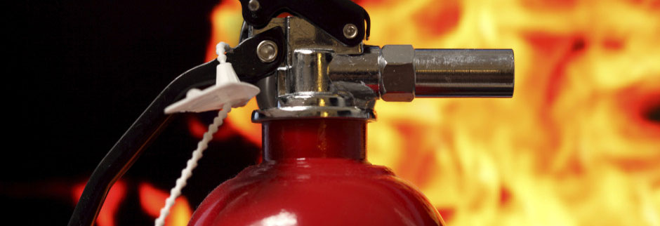 We Provide Fire Extinguishers